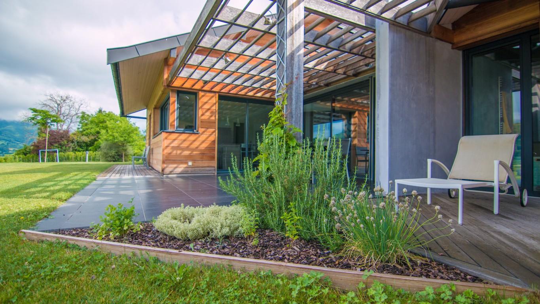 architecte paysagiste annecy good contacter aralia paysages architectes paysagistes with. Black Bedroom Furniture Sets. Home Design Ideas